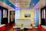 3 bed room premium houseboat