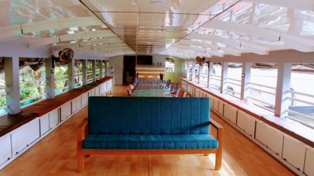 4 bedroom delux houseboat alleppey
