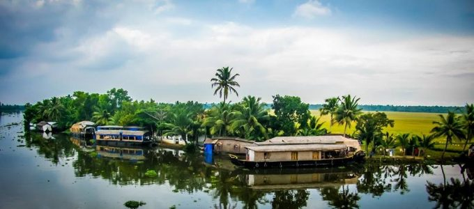 Alleppey Houseboat Day Cruise