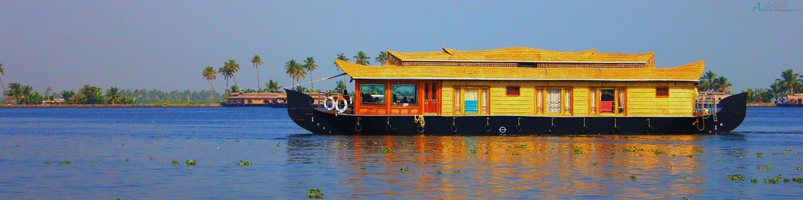alleppey houseboat photo