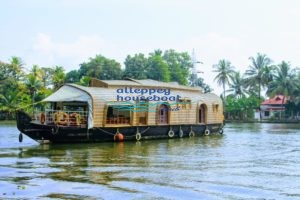 2 bedroom Deluxe Houseboat