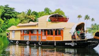1 Bedroom Premium Houseboat with Upperdeck