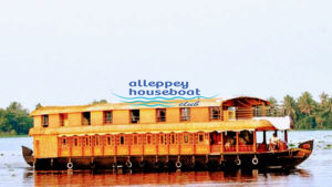 5 delux houseboat