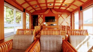 2 Bed Premium Houseboat