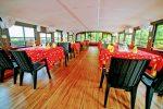 7 Bedroom Premium upper deck Houseboat