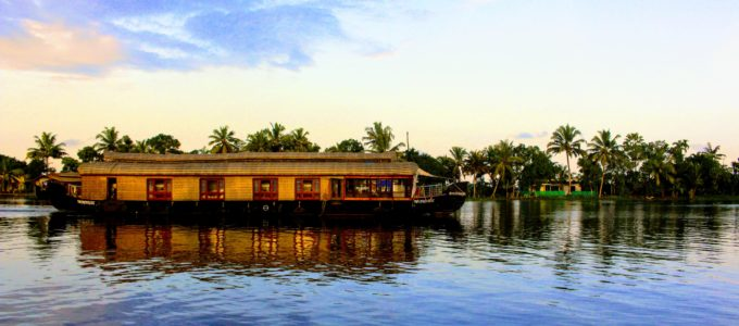 houseboat experience at alleppey
