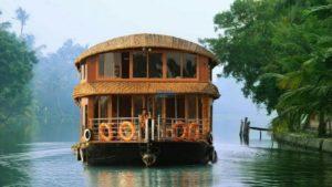 4 room alleppey houseboat