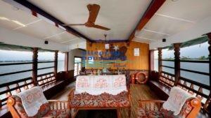 3 Bedroom Deluxe Houseboat