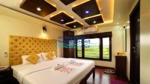5 bedroom luxury kerala houseboat